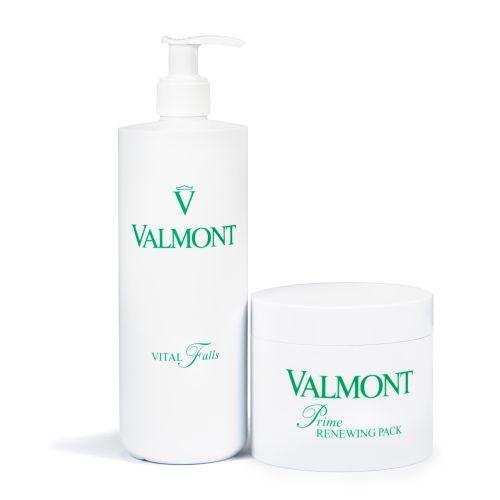 Valmont Prime Renewing Pack 200ml+Valmont vital falls 500ml