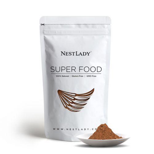 NESTLADY Organic Cocao Powder 100% Pure, Non-GMO, Gluten-Free Superfood 300g/10.6oz