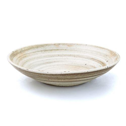 NESTLADY Japanese Style Stoneware Soup Plate