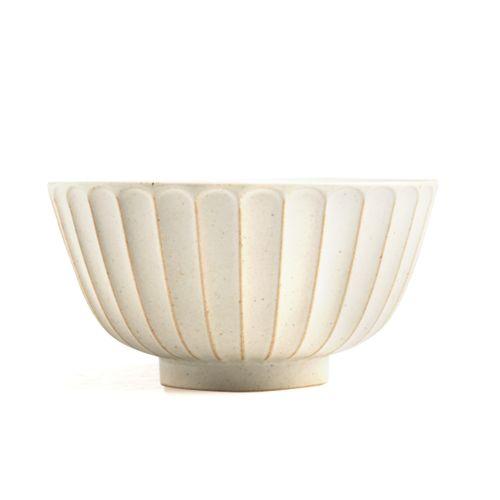NESTLADY Japanese Style Striped Retro Bowl