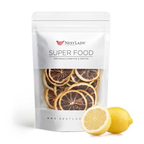 NESTLADY Dried Lemon Slice Fruit Tea 30g - Vitamin C / 100% Natural