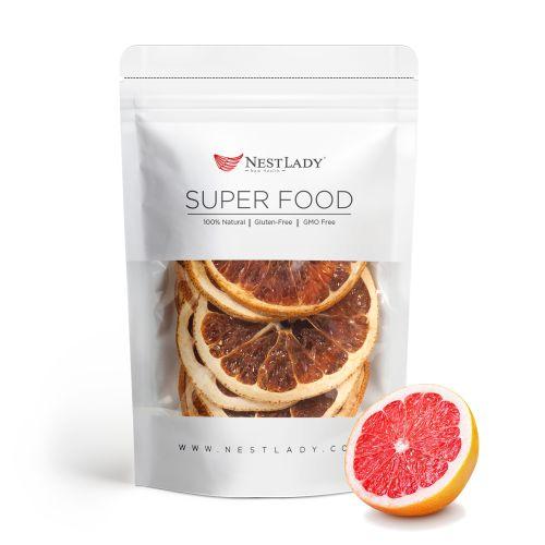 NESTLADY Dried Grapefruit Slice Fruit Tea 45g - 100% Natural