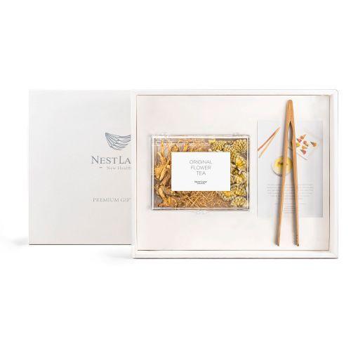 NESTLADY American Ginseng & Tibet Himalayan Scented Tea Gift Set