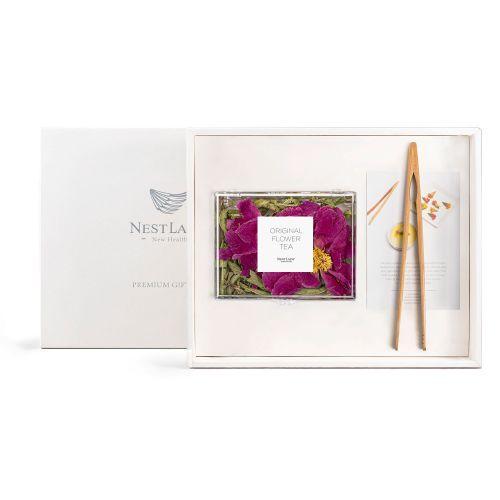 NESTLADY Peony & Verbena Tea Gift Set