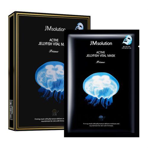 JM Solution Active Jellyfish Vital Mask Prime (10pcs)