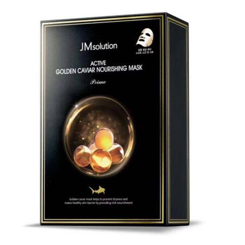 JM Solution Active Golden Caviar Nourishing Mask Prime (10pcs)
