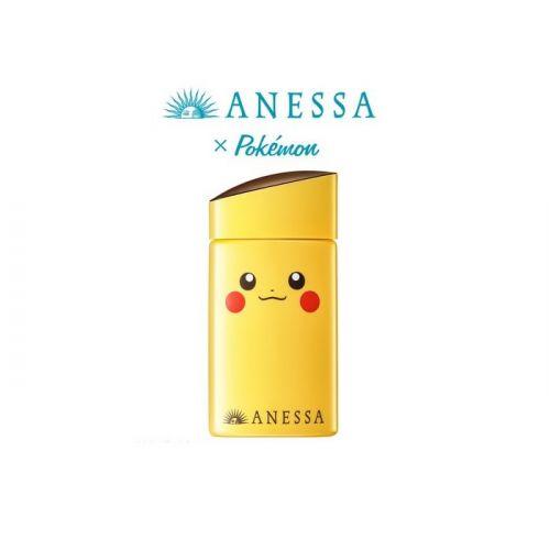 SHISEIDO ANESSA Perfect UV Skin Care Sunscreen Milk Limited Pokémon Pikachu